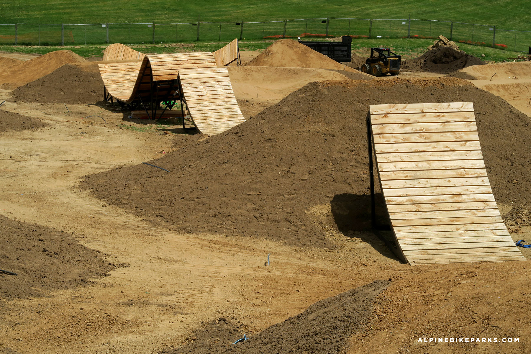 Ruby Hill Bike Park | Alpine Bike Parks