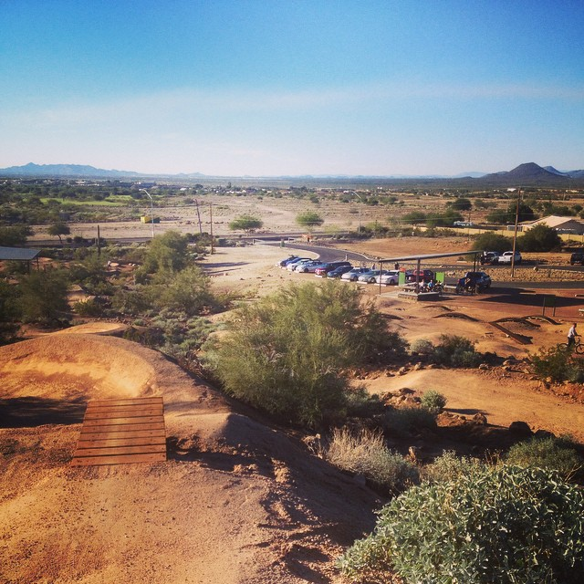 DESERT TRAILS BIKE PARK | Alpine Bike Parks