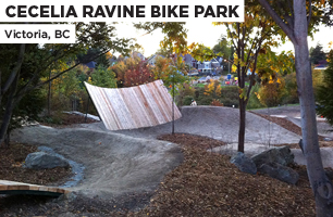 Cecelia Ravine Bike Park