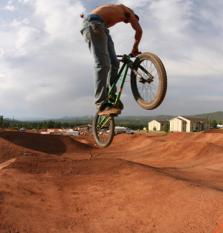 RED MOUNTAIN BMX PARK